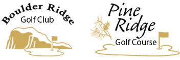Boulder Ridge Golf Club & Pine Ridge Golf Course Logo